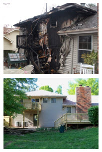 Fire Can Be The Most Destructive Force On Your Home What Is Not Destroyed By Damaged Or Smoke And Water Repairing Damage