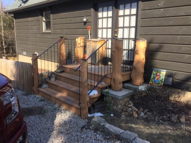 Kennco Construction Deck Builder Services Springfield Missouri New Custom Decks Remodel Shade Installations Arbors Pergolas And Gazebos